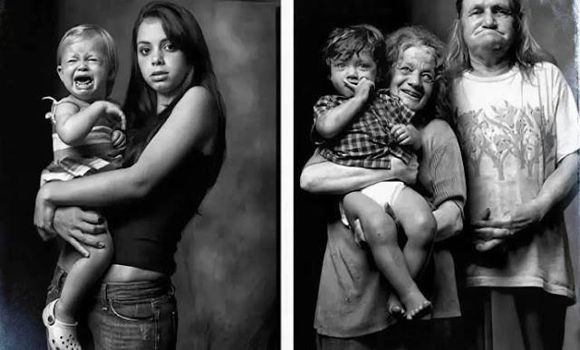 Брак родственников и его ужасные последствия
