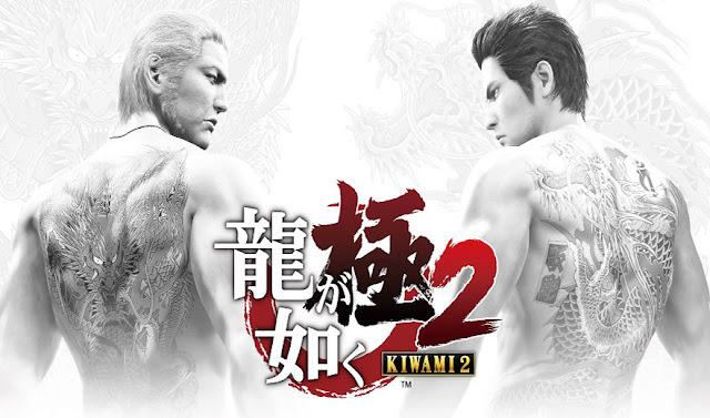 """""""Yakuza Kiwami 2"""" Game phiêu lưu hành động 8/2018"""