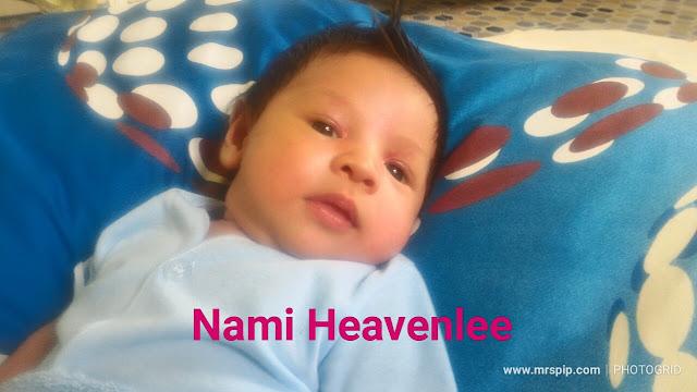 Nami Heavenlee || 30 days old