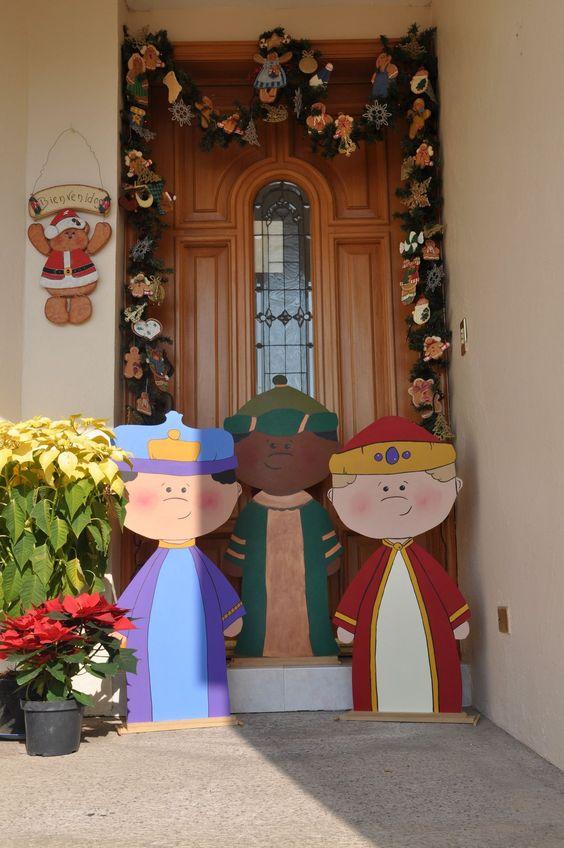 40 Idéias Para Decoração Da Porta No Natal Decoração Sala De Aula