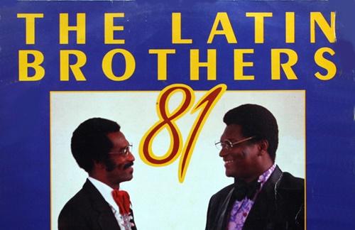 The Latin Brothers - Las Caleñas Son Como Las Flores