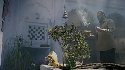 Sanjay Dutt Pray HD Photo In Bhoomi Movie