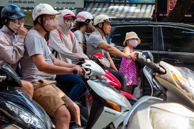 Hanoi, Vietnam - Behind Foreign Eyes