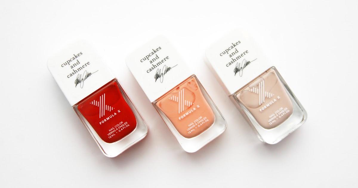 Fun Size Beauty: Sephora Formula X #ColorCuratrors