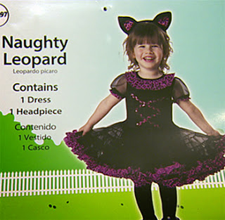 Walmart's 'Naughty Leopard' Provocative Costume or Provocative Hearts?