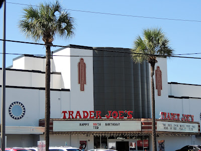Trader Joe's: Happy 99th Birthday, Ted