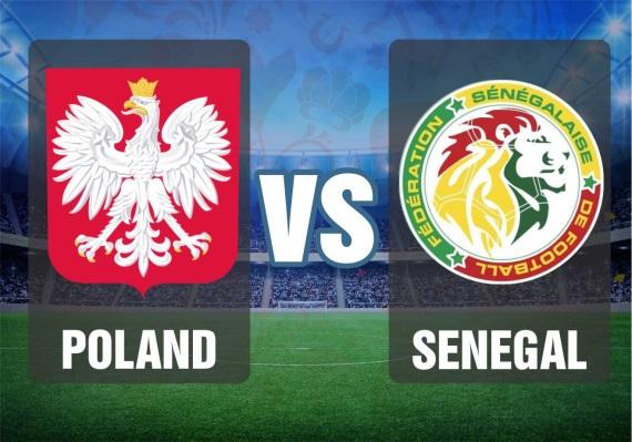 Poland vs Senegal, Group H fixture between Poland and Senegal