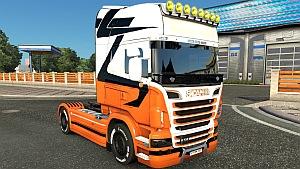 Scania R SLGT skin
