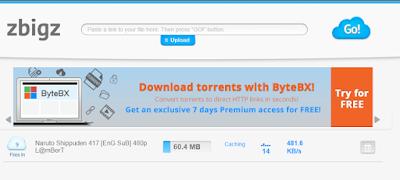 Mendownload File Torrent Menggunakan Koneksi Internet SSH