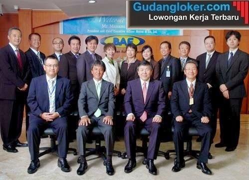 Lowongan Kerja Bussan Auto Finance BAF