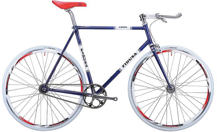 bike fidusa azul