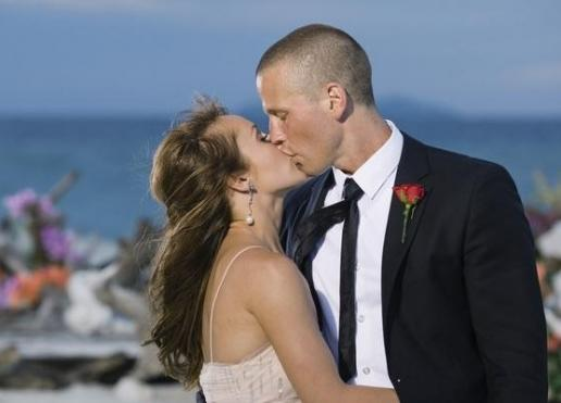 Ashley Hebert And J.P. Rosenbaum Greatest Kiss !