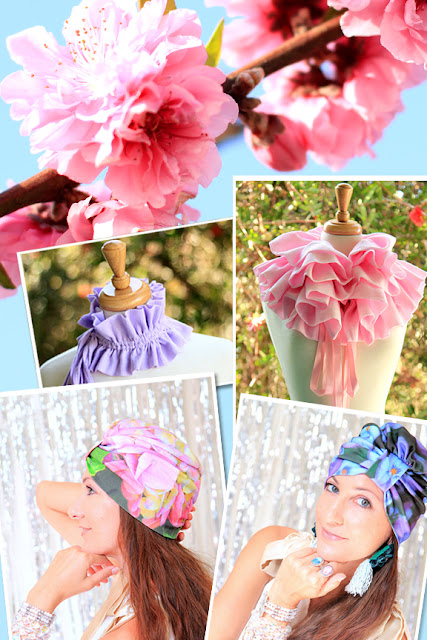 Flower Power Fueled Fashion by Mademoiselle Mermaid