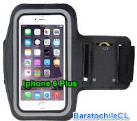Correa Brazo deportivo Iphone 6 plus
