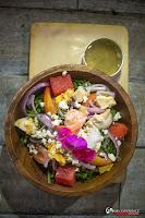 Cafe Fleur, Pako Salad