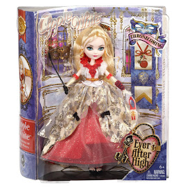EAH Thronecoming Apple White Doll