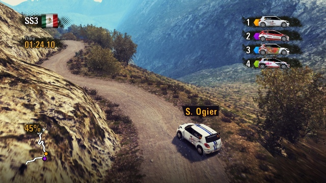 Download WRC Powerslide PC Gameplay