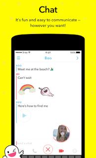 SnapChat v9.29.2.0 APK