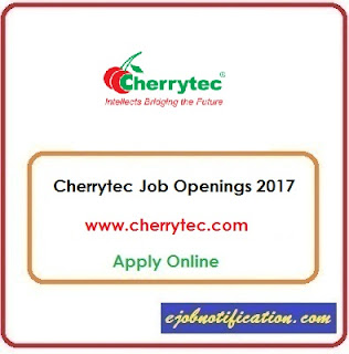 Cherrytec Hiring Front End Developer Jobs in Chennai Apply Online