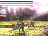 God Eater 2 (Japan) Game PSP ISO