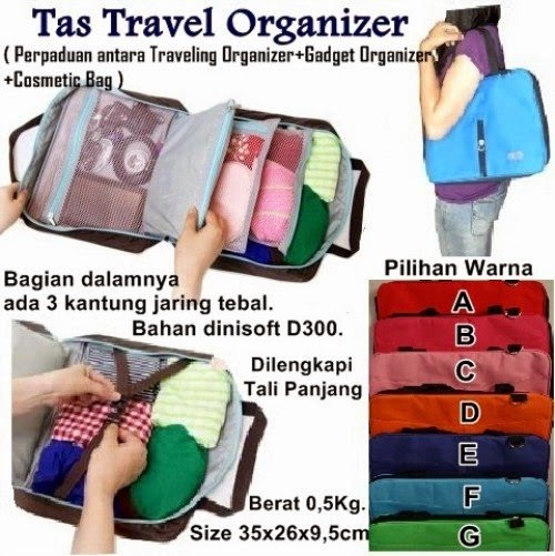 TAS TRAVEL ORGANIZER