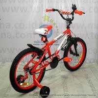 Sepeda Anak Wimcycle Bomber BMX 18 Inci