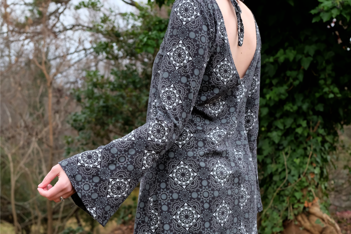 Soul Flower tunic review - hippie and boho ethical fashion