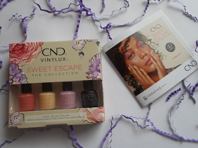 CND Sweet Escape Collection