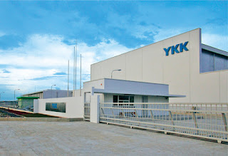 Info Loker Terbaru Via Pos PT YKK Zipco Indonesia,Cikarang