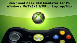 Xbox 360 Emulator for PC Windows 10/7/8 Laptop (Official) Free Download