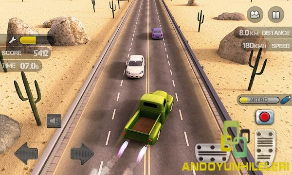 Race the Traffic Nitro v1.2.6 Hileli APK