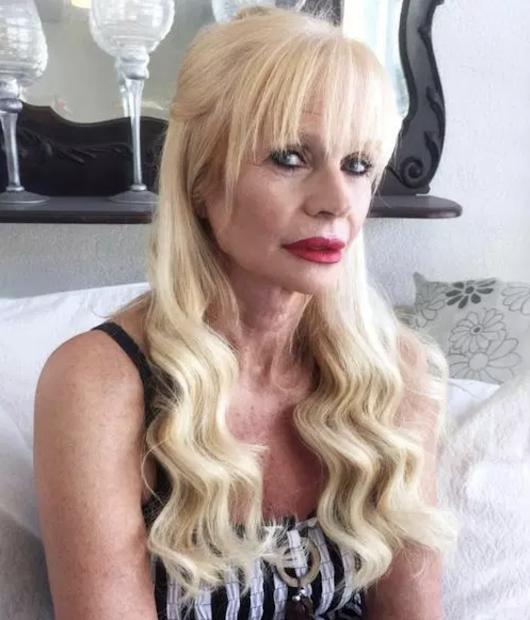 long hairstyles older women