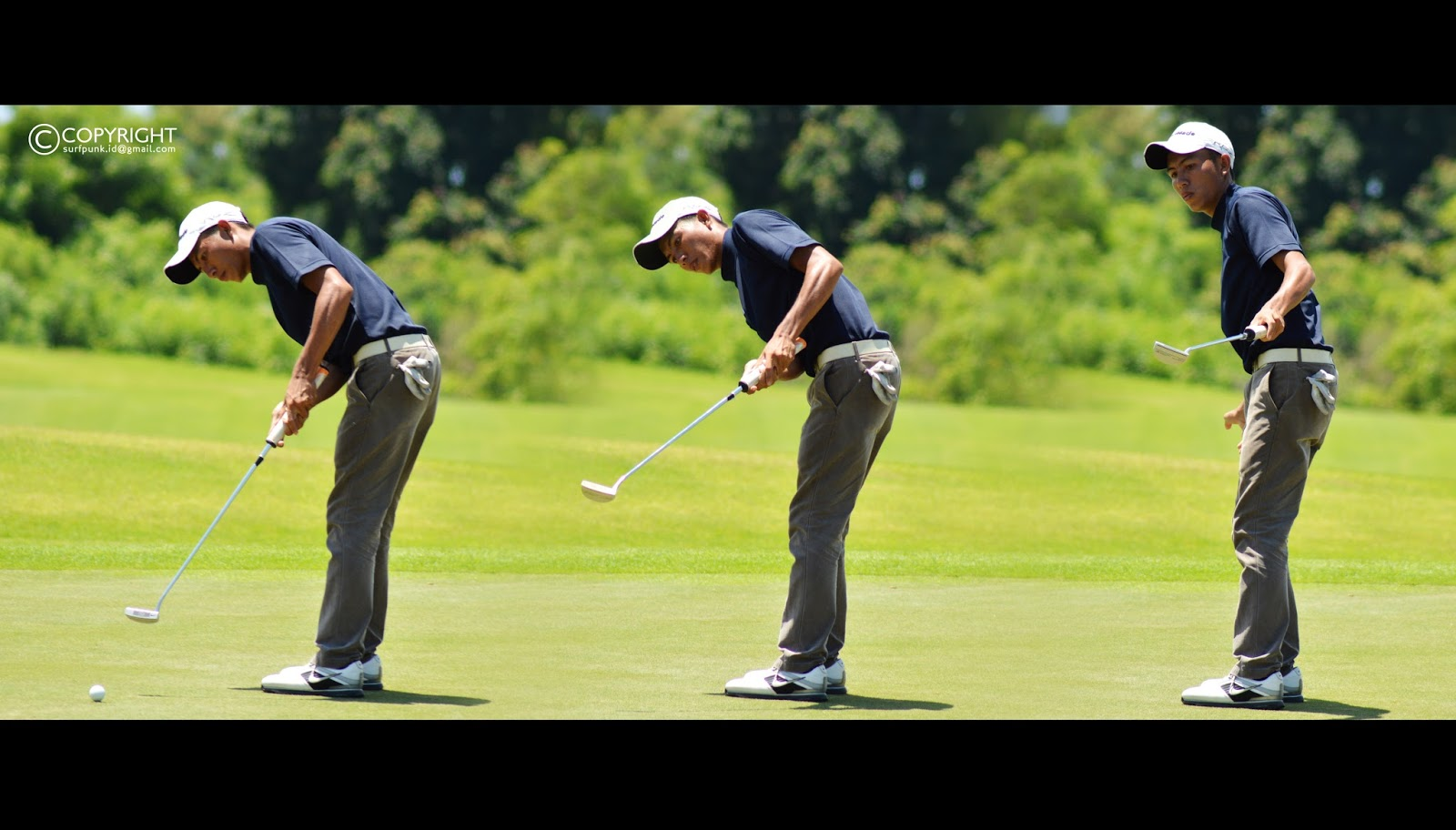 Summer Months Crucial For Development Of Division I Golfers Like Israelson