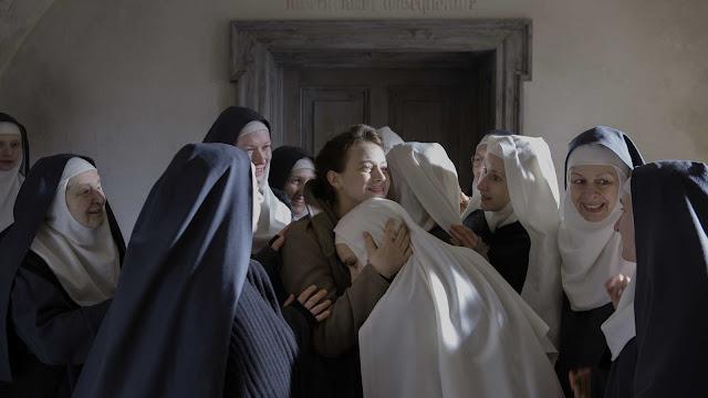 Agnus Dei é um filme francês dirigido por Anne Fontaine e é um drama que se passa na segunda guerra mundial, fala sobre religião, fé, estupro e medicina