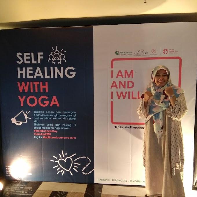 Self Healing Yoga Untuk Mencegah Dan Menyembuhkan Kanker