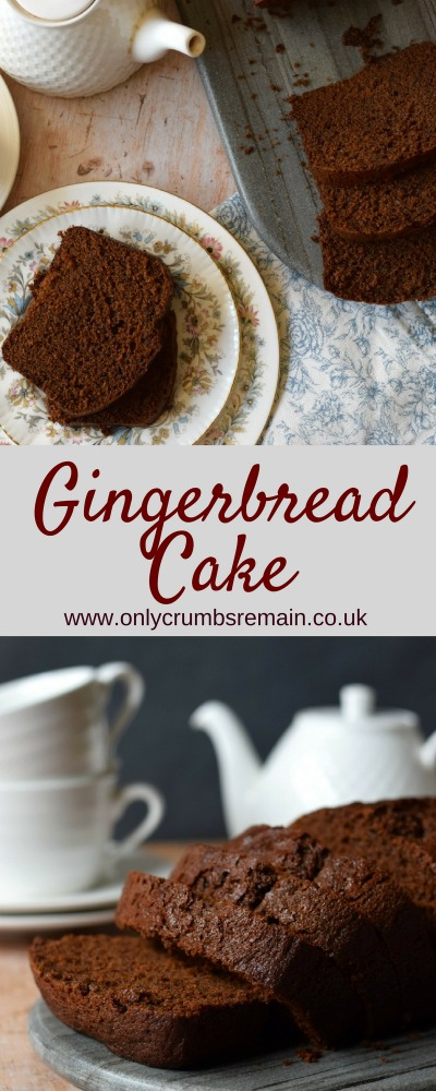 Homade Gingerbread cake recipes are delicious, flavoursome and aromatic.  They're great enjoyed on their own or warmed and served with custard.