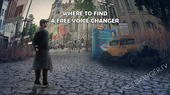Voice Changer online for PC