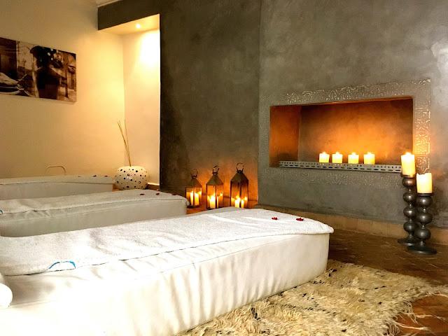 Hammam Spa Azur Essaouira - relax space