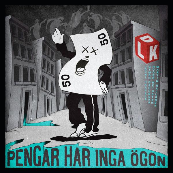"""De Lyckliga Kompisarna stream new album """"Pengarna Har Inga Ögon"""""""