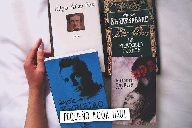 pequeño+book+haul+libros