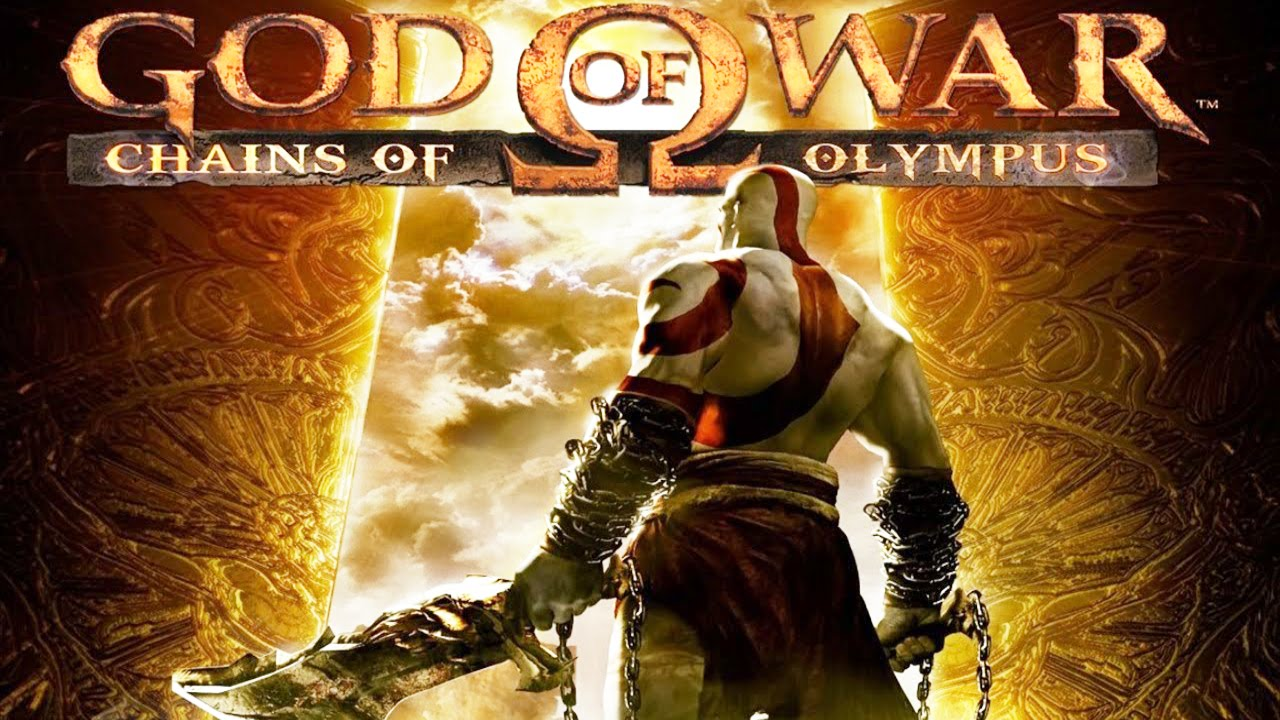 download game psp god of war chains olympus