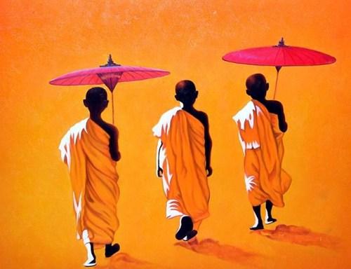 Đạo Phật Nguyên Thủy - Kinh Tiểu Bộ - Trưởng lão ni Bhadda Kundalakess