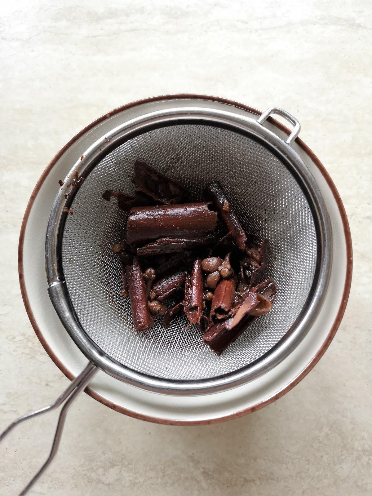 cioccolato caldo speziato