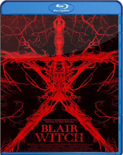 Blair Witch [2016] [BD50] [Latino]