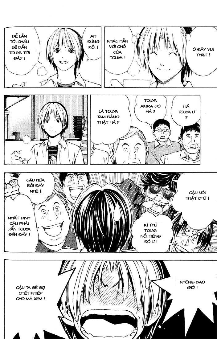 Hikaru No Go hikaru no go chap 169 trang 6