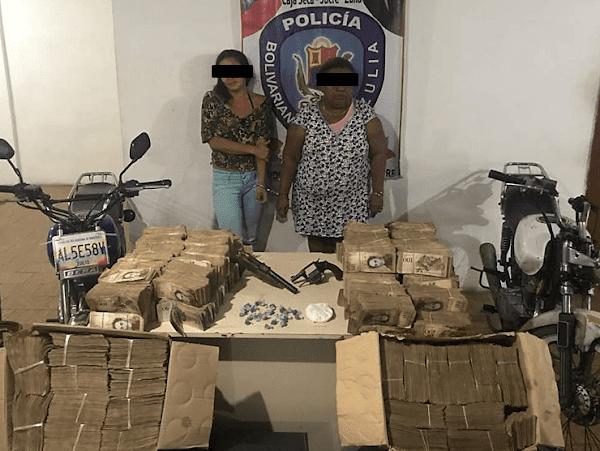 """Detuvieron a """"La Mamita"""" señalada de venderle drogas a los niños del Zulia"""