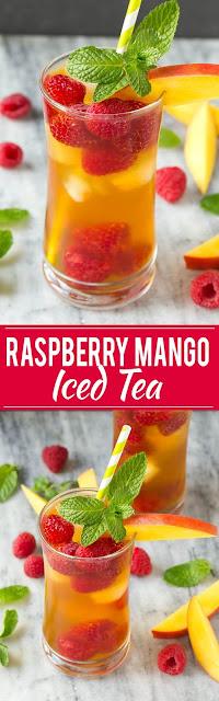 MANGO ICED TEA NONALCOHOLIC