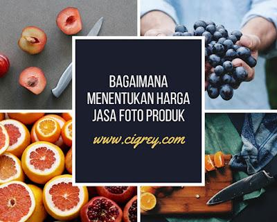 Harga Jasa Foto Produk