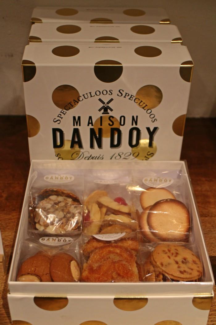 maison-dandoy, speculoos, galletas, belgica