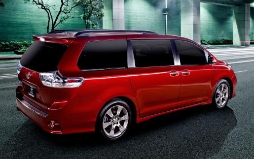 2019 Toyota Sienna Release Date
